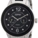 Esprit Damen-Armbanduhr marin lucent Analog Quarz verschiedene Materialien ES106202001 B00BIPI1MU
