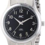 MC Timetrend Herren-Armbanduhr Analog Quarz Edelstahl 27540 B00IMB4YR4