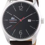Lacoste Herren-Armbanduhr XL Analog Quarz Leder 2010682 B00C4ULBAC