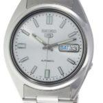Seiko Herren-Armbanduhr XL Analog Automatik Edelstahl SNXS73K B000KKO84O