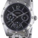 Esprit Damenuhr starglance silver black  A.ES102732002 B003VIWKQU