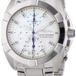 Seiko Damen-Armbanduhr Velatura Chronograph Quarz Edelstahl SNDZ19P1 B003TJU4K0