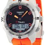 Tissot Herren-Armbanduhr T-TOUCH Analog Quarz T0474201705101 B003TSR8V4