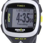 Timex Unisex-Armbanduhr Timex Ironman Run Trainer 2.0 GPS HRM Digital Quarz Plastik T5K743 B00CHJ2RUS