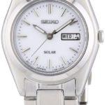 Seiko Damen-Armbanduhr XS Analog Quarz Edelstahl SUT119P1 B00FDU89FK