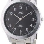 MC Timetrend Herren-Armbanduhr Analog Quarz Metallband 24517 B00GGGOBT8