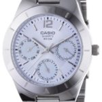 Casio Collection Damen-Armbanduhr Analog Quarz LTP-2069D-2AVEF B000NM0MR6