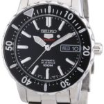 Seiko Damen-Armbanduhr Seiko 5 Sports Analog Automatik Edelstahl SRP191K1 B008FS884O