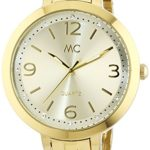 MC Timetrend Damen-Armbanduhr Analog Quarz Messing 51293 B00PUHNN5W