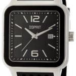 Esprit Herren-Armbanduhr 304 STAINLESS STEEL Analog Quarz Plastik A.ES105841001 B008OHGLM2