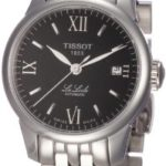 Tissot Ladies T-Classic Le Locle Automatic Black Dial – T41118353 B000IWLEZ0
