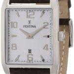 FSTNA|#Festina Festina Damen-Armbanduhr XS Klassik Analog Leder F16515/2 B003ZE1HH8