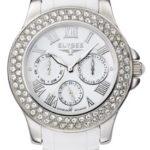 ELYS5|#Elysee Elysee Damen-Armbanduhr HEAVEN Analog Keramik 28444 B007PAELB2