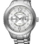 Esprit Damen-Armbanduhr Marin Aluminium Speed Analog Quarz Edelstahl ES105802002 B009XSW18E