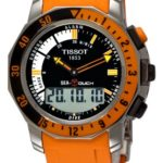 Tissot Herren-Armbanduhr XL Sea-Touch Analog – Digital Quarz Kautschuk T026.420.17.281.02 B002HHED02