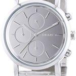 DKNY Damen-Armbanduhr Chronograph Quarz Edelstahl NY8860 B00DRK7OBI