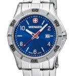 Wenger Damen-Armbanduhr XS Platoon Analog Quarz Edelstahl 01.9211.104 B00ENZXOGK