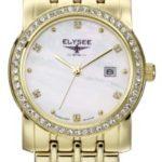 ELYS5|#Elysee Elysee Damen-Armbanduhr XS DEBORAH Analog Edelstahl 13261 B007PAELJ4