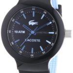 Lacoste Herren-Armbanduhr XL Borneo Analog Quarz Plastik 2010719 B00I5PKBVA
