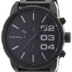 Diesel Herren-Armbanduhr XL Franchise-51 Chronograph Quarz Edelstahl DZ4207 B004Y4ZB4I