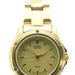 Citizen Damen-Armbanduhr XS Analog Quarz Edelstahl EP5002-58P B00MFQ8ODC