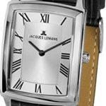 Jacques Lemans Classic Damenarmbanduhr Bienne 1-1608B B0049TI3KC