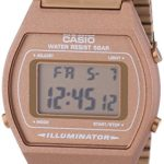 Casio Unisex-Armbanduhr Casio Collection Digital Quarz Edelstahl B640WC-5AEF B008PDQT6I