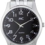 MC Timetrend Herren-Armbanduhr Analog Quarz Edelstahl 26639 B00591FP8C