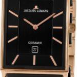 Jacques Lemans Classic Herrenarmbanduhr York 1-1593D B003MVZ61W