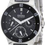 Festina Damen-Armbanduhr XS Analog Quarz Keramik F16530/2 B004PFVY0Q
