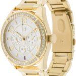 Tommy Hilfiger Damen-Armbanduhr Sport Luxury Analog Quarz (One Size, weiß) B00MJFMHIM