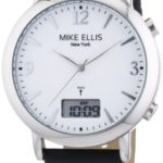 Mike Ellis New York Herren-Armbanduhr XS Analog – Digital Quarz M2942ASU/1 B00DIR7LOA
