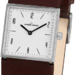 Jacques Lemans Damen-Armbanduhr Analog Quarz Leder Design Collection DC-114 B003DTMLDE