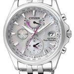 Citizen Damen-Armbanduhr Analog Quarz Edelstahl FC0010-55D B00KN5VUWE