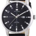 Tommy Hilfiger Watches Tommy Hilfiger Herren-Armbanduhr Casual Sport XL Analog Quarz Leder 1710330 B00BIBH6Z2