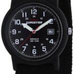 Timex Expedition Herren-Armbanduhr Analog Quarz Nylon T40011 B000JY34IC