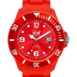 Ice Watch Ice-Watch Unisex-Armbanduhr Sili-Forever rot Analog Quarz SI.RD.U.S.09 B002JCSAUO