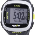 Timex Unisex-Armbanduhr Timex Ironman Run Trainer 2.0 GPS Digital Quarz Plastik T5K745 B00C2PGYFG