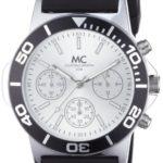 MC Timetrend Damen-Armbanduhr Chronograph Quarz Kautschuk 26887 B004YGK6ZA