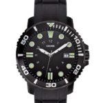 s.Oliver Herren-Armbanduhr XL Analog Quarz Silikon SO-2626-PQ B00AM95SMY