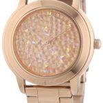 DKNY Damen-Armbanduhr XL Analog Quarz Edelstahl beschichtet NY8475 B00ATB2XNC
