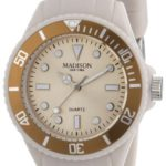 Madison New York Unisex-Armbanduhr Candy Time Mini Analog Silikon L4167-09 B007EQQMWI
