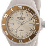 Madison New York Unisex-Armbanduhr Candy Time Mini Analog Silikon L4167-09 B007EQQMWI