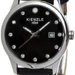 Kienzle Damen-Armbanduhr XS KIENZLE CORE Analog Quarz Lederarmband K3042014261-00371 B00DDHCYJW