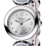 s.Oliver Damen-Armbanduhr XS Analog Quarz Edelstahl SO-2608-MQ B00AM95L9O