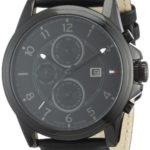 Tommy Hilfiger Herren-Armbanduhr Sport Luxury Analog Quarz 1710295 B005L2M5HI