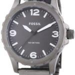 Fossil Herren-Armbanduhr XL Nate Analog Quarz Edelstahl beschichtet JR1457 B00ID7210Y