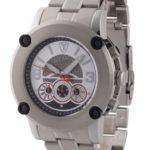Detomaso Classic Herren-Armbanduhr Monterosso Chronograph Edelstahl B00469WZ0Y