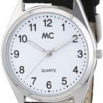 MC Timetrend Herren-Armbanduhr Analog Quarz Leder 23683 B00AEJA9H6