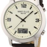 Mike Ellis New York Herren-Armbanduhr XS Analog – Digital Quarz Leder M2941ASU/1 B00DIR7LPY